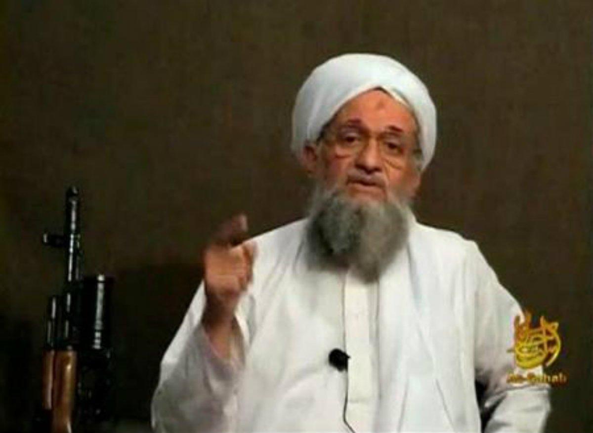 """O líder da Al Qaeda, Ayman al-Zawahri, alertou os Estados Unidos das """"mais graves consequências"""" se Dzhokhar Tsarnaev, um dos autores do ataque à Maratona de Boston, ou qualquer outro prisioneiro muçulmano for executado"""
