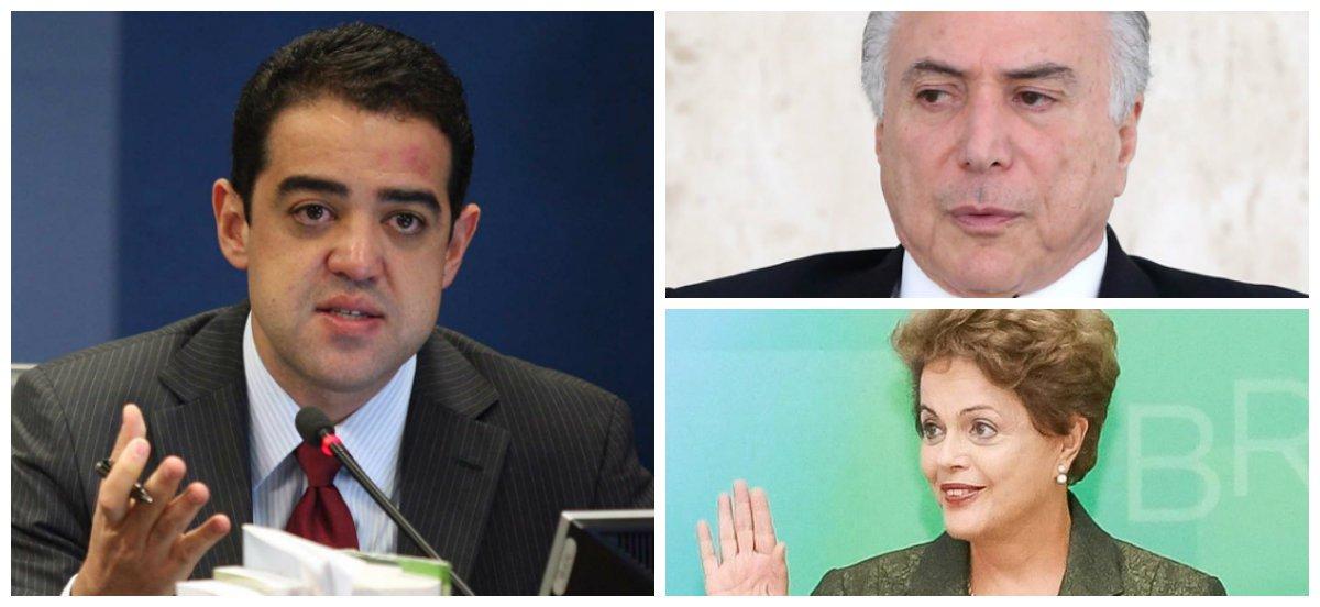 """Ministros do TCU têm questionado não haver diferença substancial entre as medidas provisórias editadas por Dilma Rousseff e condenadas pelo tribunal e as que o governo interino Michel Temer defende e vem adotando durante sua interinidade; ministro Bruno Dantas reconheceu que o TCU está numa """"posição incômoda"""" e afirmou que não é papel do órgão dar """"conforto prévio"""" ao governo federal; para que as """"pedaladas"""" de Temer não se tornem crime, TCU deve mudar o julgamento de Dilma – mas sem inocentá-la, claro"""