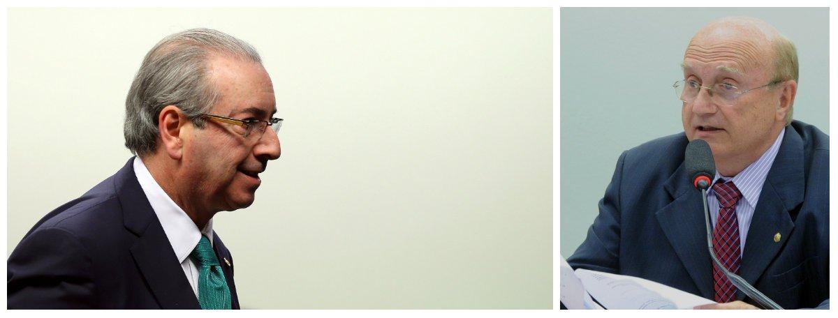 """""""O deputado Osmar Serraglio emergiu como guardião da moralidade ao presidir a CPI dos Correios em 2005, quando pediu a cassação de 18 deputados por envolvimento com o chamado mensalão"""", escreve a colunista Tereza Cruvinel; no entanto, ela lembra que hoje ele se tornou um dos mais aguerridos membros da tropa de choque de Eduardo Cunha e trabalha para salvá-lo na CCJ; """"Serraglio também atuou como pombo-correio entre Cunha e o vice-presidente em exercício Michel Temer, a quem informou, na quinta-feira pela manhã, que a renúncia ocorreria às 13 horas daquele dia"""", diz ela, pontuando que o o deputado """"éum dos muitos candidatos, na legislatura atual, ao prêmio Misérias do Parlamento"""""""