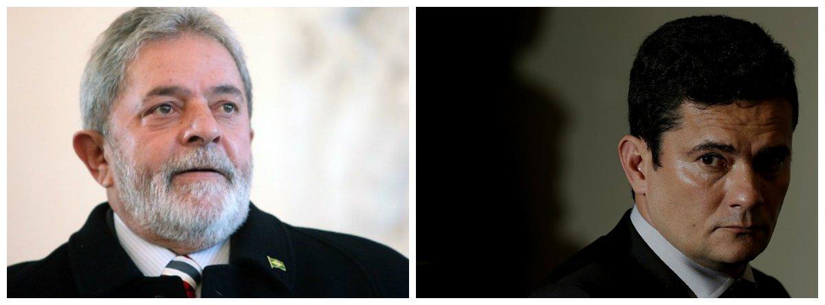 """A defesa do ex-presidente Lula divulgou nota neste sábado, em que rebate a afirmação do juiz Sergio Moro, que disse que já poderia ter prendido o ex-presidente Lula, se assim o desejasse;""""Essa afirmação é manifestamente descabida e apenas reforça que o juiz Moro perdeu a imparcialidade para julgar qualquer assunto envolvendo Lula, como vem sendo reiterado pelos seus advogados"""", diz o texto assinado pelos advogados Cristiano Martins e Roberto Teixeira; eles lembram que um juiz só pode decretar prisão se houver pedido do Ministério Público – o que não ocorreu no caso de Lula; """"Lula não se opõe a qualquer investigação, mas tem o direito de ver observadas suas garantias constitucionais e aquelas previstas em Tratados Internacionais que o Brasil se obrigou a cumprir"""", diz ainda a nota"""