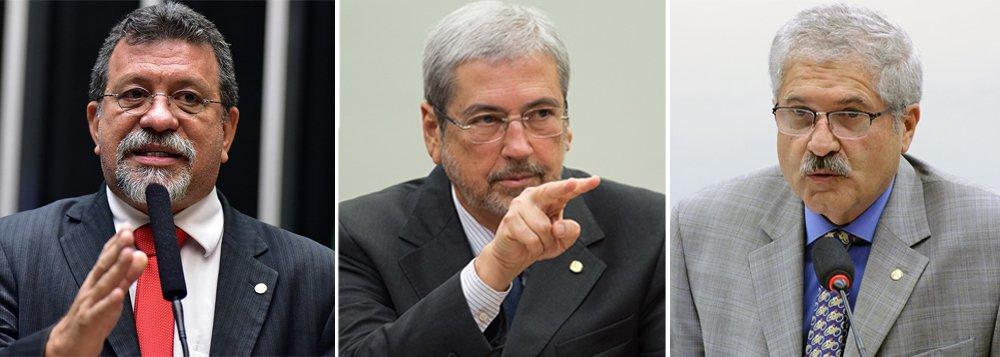 Embora a escolha vá acontecer apenas em fevereiro de 2017, já começa a ganhar corpo a movimentação pela presidência da Câmara dos Deputados, e a Bahia, com uma das maiores bancadas (39 deputados federais), já tem três postulantes no tabuleiro da disputa pela sucessão de Rodrigo Maia (DEM-RJ), que assumiu o comando da Casa há apenas dois meses; por ora, os três baianos no páreo são Afonso Florence (líder do PT), Antônio Imbassahy (líder do PSDB) e José Rocha (PR); eles, contudo, dizem que ainda é cedo para discutir o assunto com mais intensidade