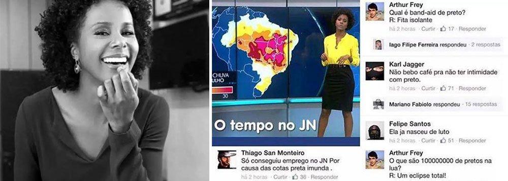 Eles foram denunciados pelo Ministério Público de São Paulo por promoverem ataques virtuais contra a jornalista em julho do ano passado; se condenados, os envolvidos podem ser penalizados com 7 até 20 anos de prisão por falsidade ideológica, injúria, racismo, corrupção de menores e associação criminosa na internet