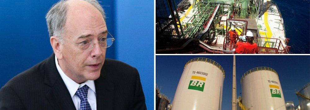Novo plano de negócios para 2017-2021 da Petrobras deve reduzir a meta de produção de petróleo no Brasil para 2020, na avaliação de analistas do setor ouvidos pelo jornal Valor Econômico; meta atual da estatal para daqui a quatro anos é de extrair 2,7 milhões de barris de petróleo por dia em campos nacionais; segundo esses especialistas,a queda se deve a um aumento do plano de venda de ativos da empresa, no Brasil e no exterior; previsão é de que o novo plano seja deliberado hojepelo conselho de administração da companhia;Associação dos Engenheiros da Petrobras (AEPET) criticaram, em carta aberta, o projeto de privatização que vem sendo colocado em marcha por Pedro Parente