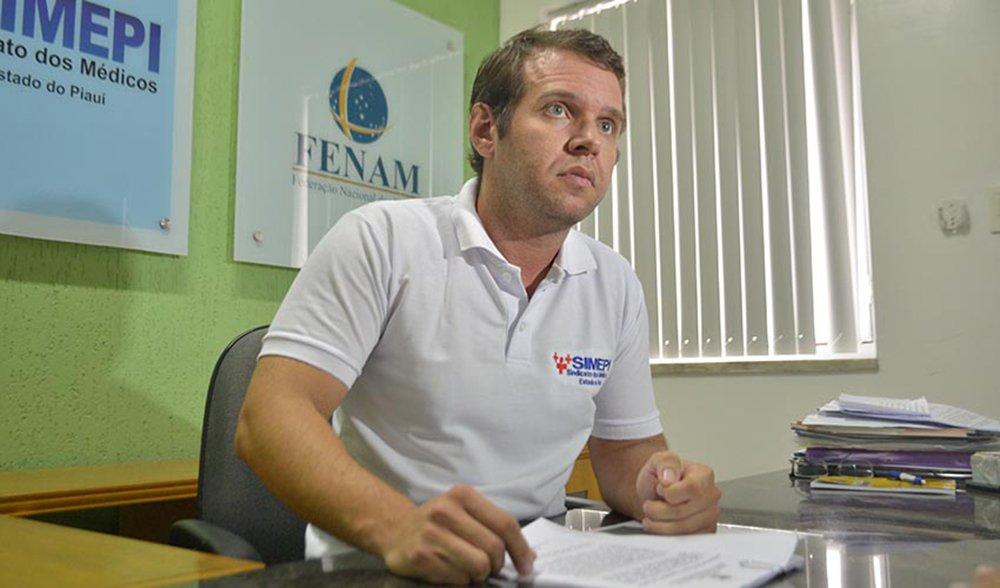 Vice-presidente do SIMEPI, o médico Samuel Rêgo diz que o Sindicato vai recorrer da decisão da Justiça