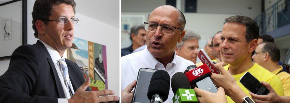 PSDB fechou acordo com o PP para a corrida municipal de São Paulo, segundo a colunista Natuza Nery; para apoiar João Doria, o partido ficará com a secretaria de Meio Ambiente de Alckmin; Ricardo Salles, ex-secretário particular do governador, deve ser nomeado