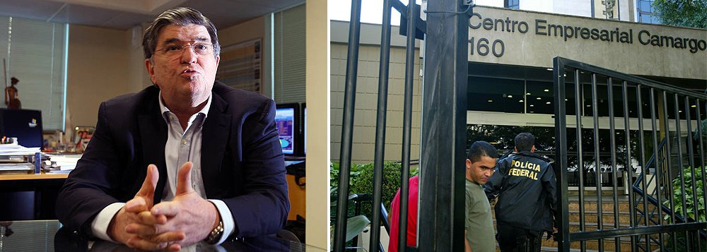 """Em delação, Sérgio Machado diz que deu R$ 400 mil em propina a José Sarney Filho, em 2010, quando ele era candidato a deputado federal pelo PV (Partido Verde) do Maranhão, com origem em subornos pagos por Camargo Corrêa e Queiroz Galvão; ele cita ainda R$ 350 mil em dinheiro de Luiz Nascimento, um dos sócios da empresa, em 1998, para a campanha do PSDB porque """"a Camargo Corrêa sempre foi um grande doador das campanhas tucanas"""""""