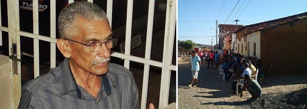 O governador do Piauí, Wellington Dias, manifestou pesar pela morte do prefeito de Pajeú do Piauí, Juscelino Mesquita dos Reis, e do vice, José Eduardo Gonzaga de Carvalho (Zezito), vítimas de acidente de trânsito na PI-140 em Canto do Buruti