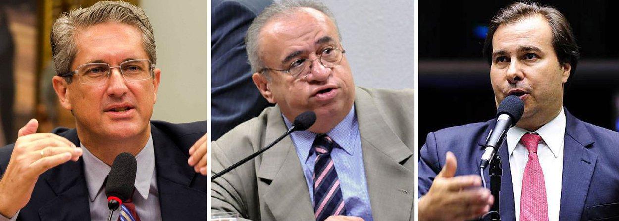 """Eleição para a presidência da Câmara divide a base governista, neste momento entre os três nomes que reúnem a maior preferência dos deputados; não necessariamente nesta ordem, são eles Rogério Rosso (PSD-DF), Heráclito Fortes (PSB-PI) e Rodrigo Maia (DEM-RJ), afirma a colunista Tereza Cruvinel; ela diz que Rosso é """"o preferido de Eduardo Cunha"""" e que """"os três são aliados de Temer, sendo que Heráclito, mais próximo dos tucanos, tende a ser mais independente. Maia é do Rio, mesmo estado de Cunha, e tem relações mais próximas com ele""""; """"Para Temer, a troca no comando da Casa é uma nova visita da incerteza. A disputa pode deixar sequelas que afetarão a unidade da base e pode até mesmo ter reflexos no Senado, que o tornará presidente de fato se condenar Dilma em agosto"""", analisa a jornalista"""