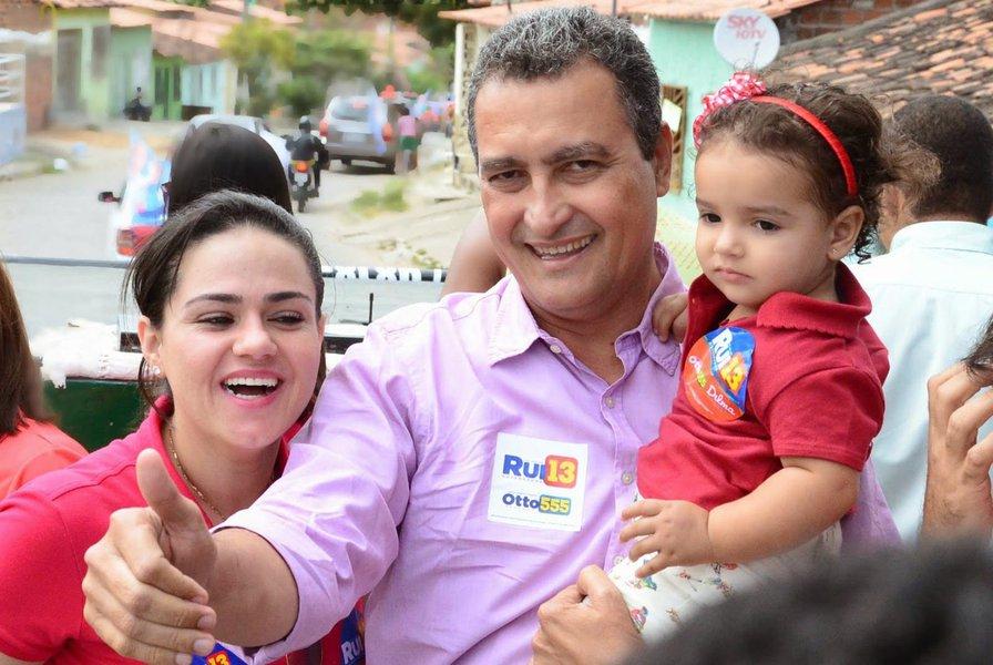 Levantamento do Instituto Paraná Pesquisas que mediu o cenário pré-eleitoral de Salvador avaliou também a opinião popular sobre a gestão do governador Rui Costa (PT); de acordo com a pesquisa, Rui é bem avaliado por 61,1% dos soteropolitanos; aprovação é maior entre os homens (63,6%) do que entre as mulheres (33,4%)