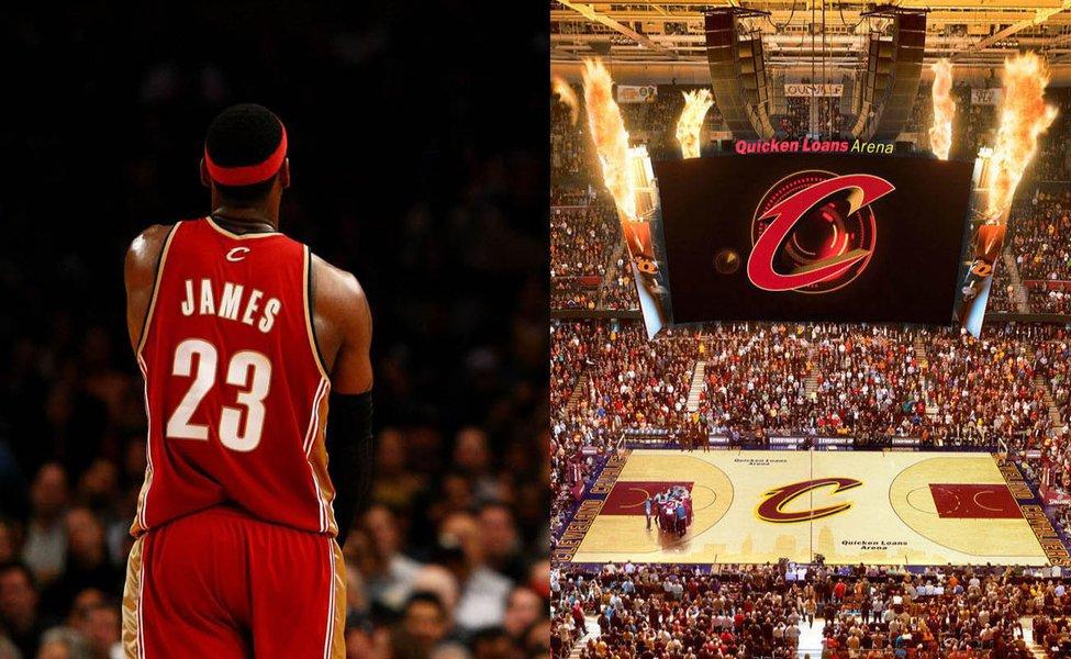 LeBron James comandou o Cleveland Cavaliers em uma vitória por 93 a 89 sobre o Golden State Warriors, na noite de domingo, no último jogo de uma eletrizante série de sete partidas, para completar uma improvável recuperação inédita que deu ao time seu primeiro título na história da NBA; com a vitória sobre o Warriors, que celebrou a conquista do campeonato no ano passado na casa do Cleveland, os Cavaliers se tornaram o primeiro time a superar um déficit de 3 a 1 na série de melhor de sete e ganhar o título