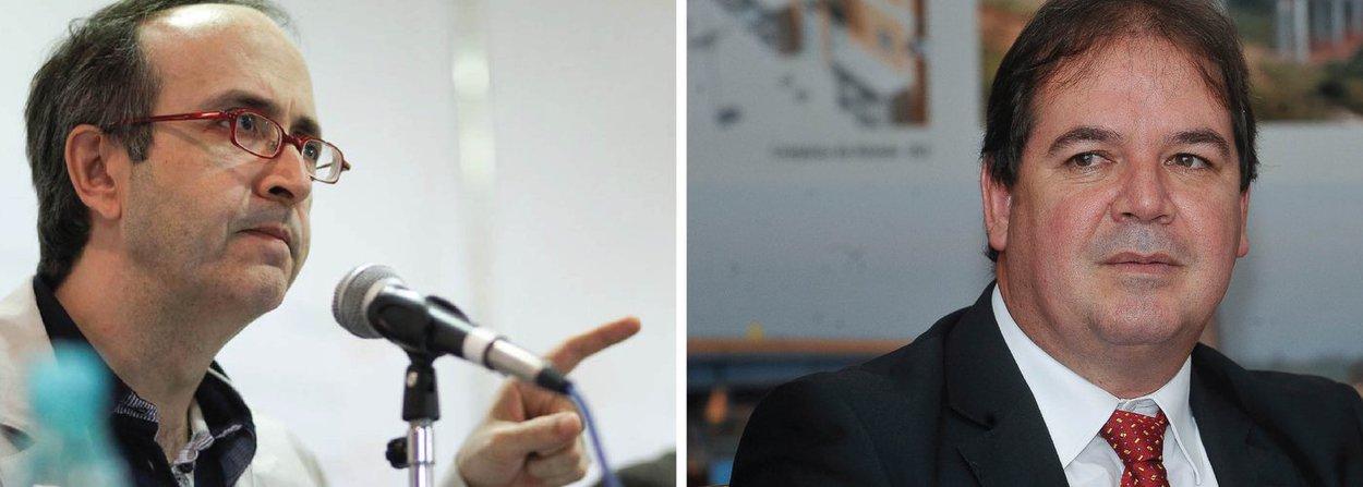 """O governador Tião Viana (PT) processou Reinaldo Azevedo por conta de um artigo em que o colunista afirma que o governador se comportava como um """"coiote"""" por ter permitido a entrada de imigrantes haitianos no Acre"""