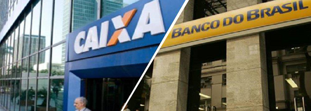 Com Temer, esses bancos deixarão de cumprir papel imprescindível na inclusão bancária e social, na transformação do Brasil em um grande país, com mais distribuição de renda e justiça social – teremos poucos ricos e muitos pobres