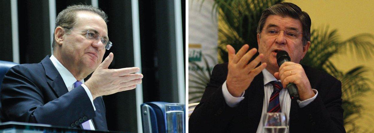A Mesa Diretora do Senado encaminhou pedido ao diretor da Polícia Federal, Leandro Daiello, para que seja aberta investigação sobre o vazamento dos áudios da delação premiada do ex-presidente da Transpetro, Sérgio Machado, envolvendo o presidente do Senado, Renan Calheiros (PMDB-AL), o senador Romero Jucá (PMDB-RR) e o ex-presidente da República e do Senado, José Sarney