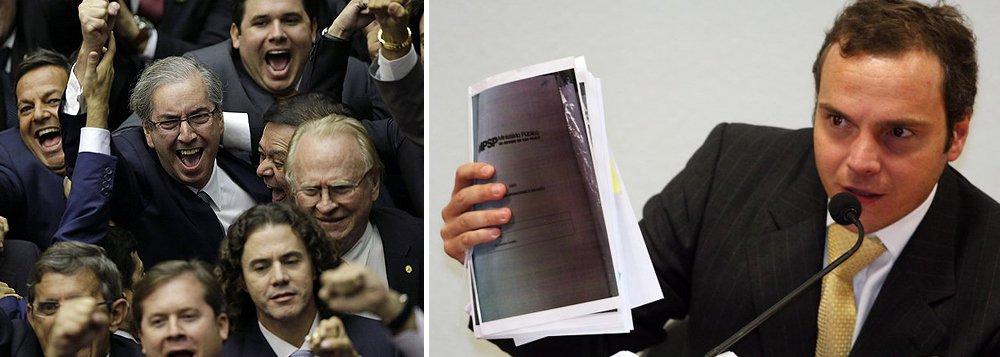 """O empresário Lúcio Funaro, preso nesta sexta-feira na nova fase da Operação Lava Jato, conhece todos os segredos do Congresso Nacional; aliado do presidente afastado da Câmara, Eduardo Cunha (PMDB-RJ), que controla 55% dos votos na casa, ele conhece, na palma da mão, cada um dos parlamentares da base aliada do PMDB; como ele já fez delação premiada no processo do chamado """"mensalão"""", Brasília acordou em pânico com a prisão de Funaro, que sabe como se deu a eleição de Cunha para a presidência da Câmara; se o empresário decidir novamente fazer delação premiada, haverá a implosão do parlamento"""