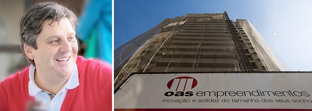 Delatores Roberto Trombeta e Rodrigo Morales (foto) afirmaram em seus depoimentos de delação premiada no âmbito da Operação Lava Jato terem trabalhado para auxiliar a empreiteira OAS a levantar cerca de R$ 22 milhões em espécie, entre os anos de 2010 e 2014; Trombeta e Morales viabilizaram os recursos por meio de contratos falsos e, segundo as investigações, parte dos recursos foram utilizados no pagamento de propinas das obras do Centro de Pesquisas da Petrobras (Cenpes), no Rio de Janeiro