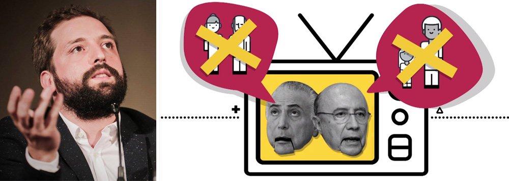 """""""Querem que você pague a conta da crise"""", alerta o escritor e humorista do Porta dos Fundos; segundo ele, """"Michel Temer, o homem do golpe, e Henrique Meirelles, o homem dos bancos, querem reduzir aquilo que já é absolutamente insuficiente""""; assista a animação"""