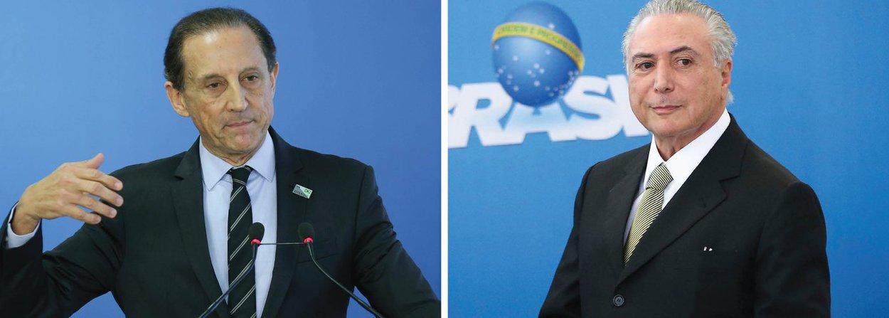"""""""Ao propor a manutenção da Selic no patamar atual, o Banco Central erra e cria mais um impedimento à retomada do crescimento e à criação de empregos"""", diz o presidente da Fiesp, Paulo Skaf, que atuou de forma explícita pelo impeachment da presidente Dilma Rousseff"""