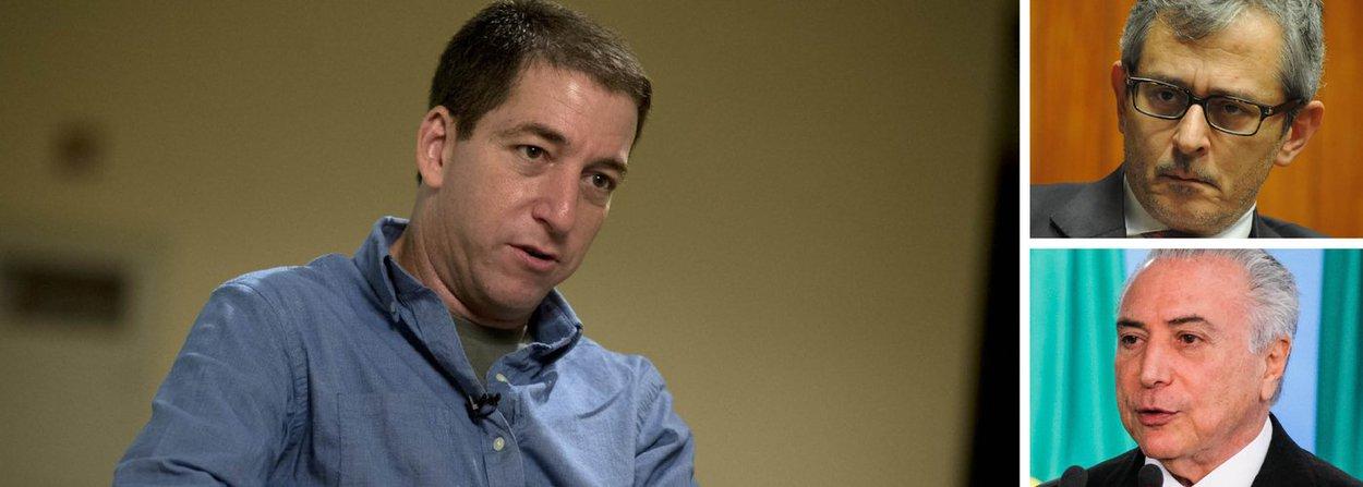 """O jornalista Gleen Greenwald publica nesta terça (19), em parceria com o repórter Erick Dau, no The Intercept, matéria em que acusa a Folha de S. Paulo de """"comprometer-se com a maior fraude jornalística para impulsionar o presidente provisório Michel Temer""""; Greenwald e Dau falam do sumiço das pesquisas e, sobretudo, do """"sumiço"""" das maiorias que as mesmas pesquisas diziam, há três meses, desejarem novas eleições; os jornalistas ainda questionam a """"maioria pró-Temer"""" jamais registrada antes: 50% desejando que ele permaneça no comando do país; no último fim de semana, o 247 também questionou os dados do Datafolha tomando como base os números de pesquisa realizada pelo mesmo instituto em abril na qual 60% dos brasileiros pediam novas eleições"""