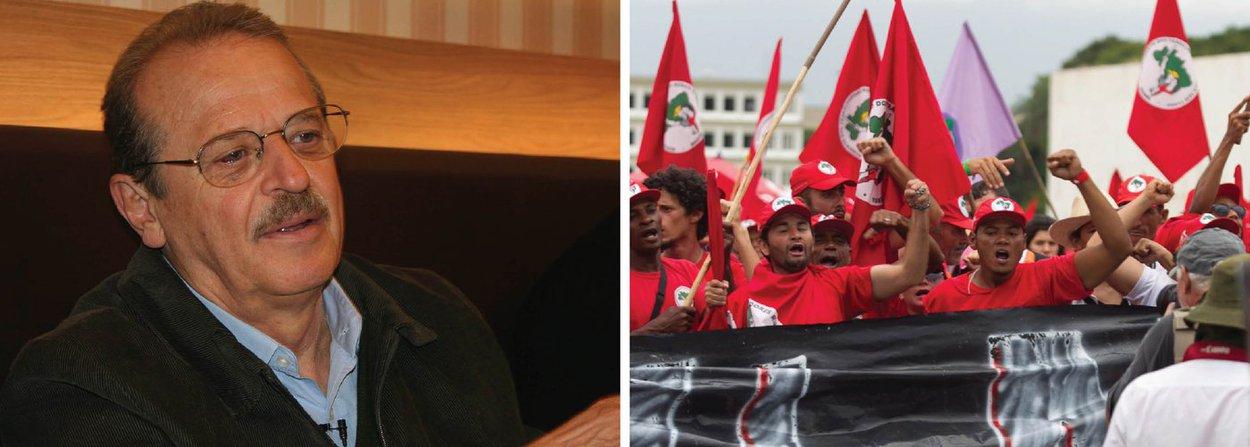 """Ex-ministro da Justiça do governo Dilma Rousseff e ex-governador do Rio Grande do Sul, Tarso Genro (PT), afirma que a """"espionagem"""" dos movimentos de oposição sempre foi utilizada pelo poder político dominante, mas na democracia, ao ultrapassar a legalidade, representa um passaporte para a """"exceção"""" e o autoritarismo; """"Em todo esse processo o MST estava e está defendendo o respeito à soberania popular, enquanto a Federação das Indústrias do Estado de São Paulo (Fiesp), por exemplo, a sua ruptura e aniquilamento. Quem é, então, organização criminosa?"""", questiona; leia íntegra"""