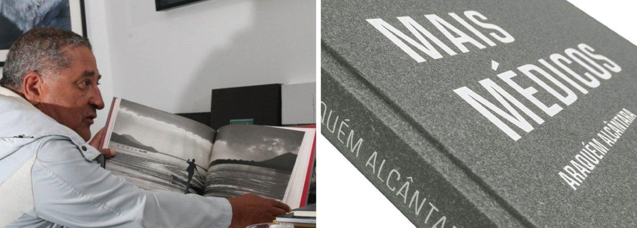 O premiado Araquém Alcântara, fotógrafo-viajante, conta seu entusiasmo com o programa de saúde que ele registrou em livro