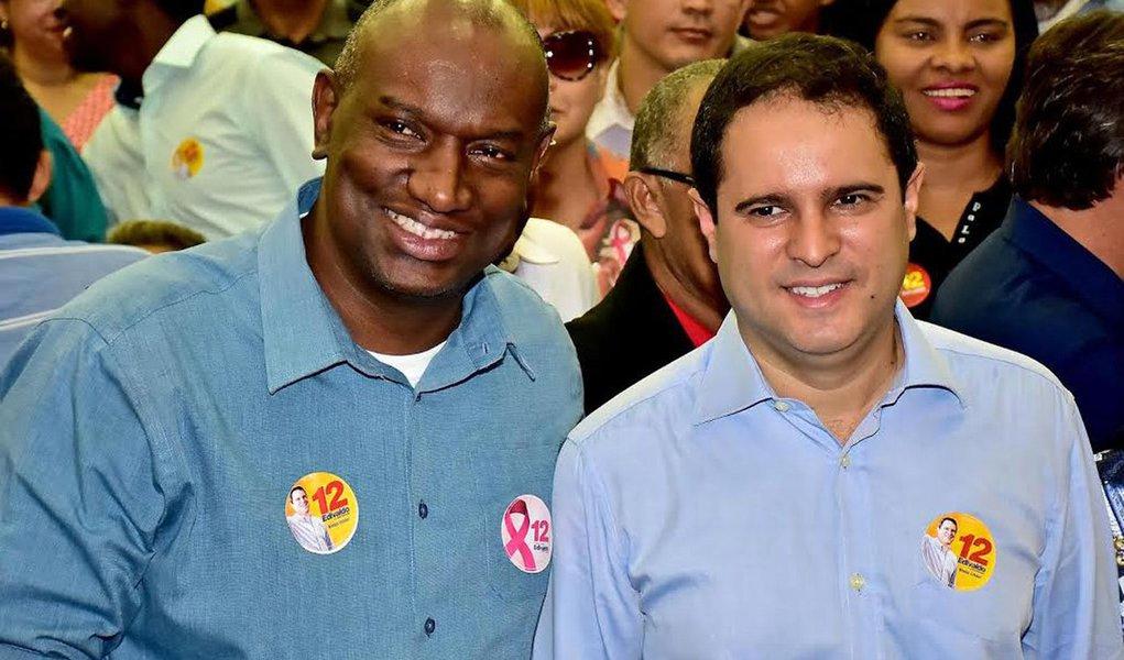 Pesquisa Econométrica aponta o prefeito de São Luís e candidato à reeleição, Edivaldo Holanda Júnior (PDT), com 52,6% dos votos válidos contra 47,4% de Eduardo Braide (PMN); no cenárioespontâneo, o prefeito venceria com46,4% das intenções de votos, e seu adversário teria 41%; brancos e nulos somam 3,2% e não sabem ou não responderam 9,5%