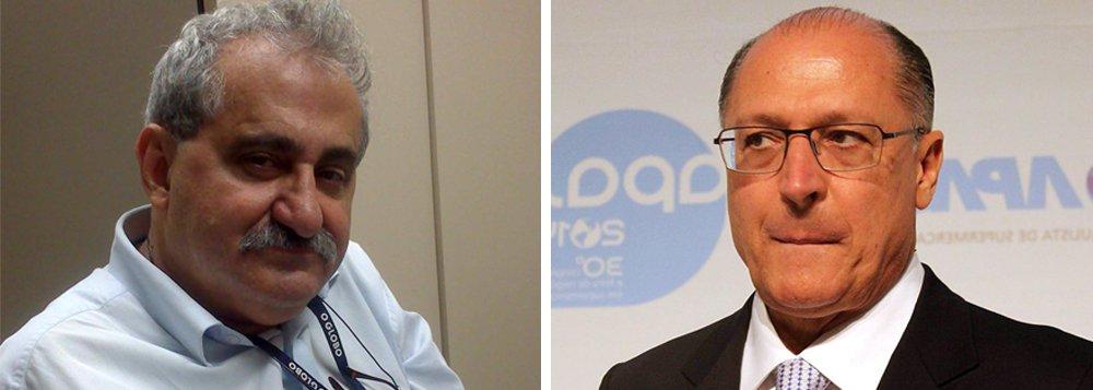 """""""Ao reclamar da criação da EBC, feita por Lula, Geraldo Alckmin disse que o Brasil tem 140 estatais federais e que um terço delas veio dos governos do PT. A Agência Lupa foi conferir e... o país tem, hoje, 125 estatais, 25 delas criadas por Lula e 15, por Dilma. Alckmin está quase certo.Só não disse que quem mais criou estatais (ainda ativas) foi... FH, com 27"""", afirma o colunista Ancelmo Gois."""