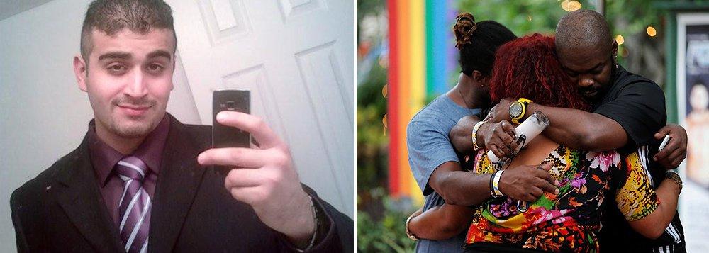 Omar Mateen, atirador que abriu fogo com um fuzil semi-automático na boate gay Pulse, em Orlando (EUA), matando 49 pessoas e ferindo outras 53,frequentou o local nos últimos três anos, além de fazer uso de aplicativos de encontros homossexuais; afirmações foram feitas por testemunhas ouvidas por jornais norte-americanos; autoridades policiais não confirmam as revelações