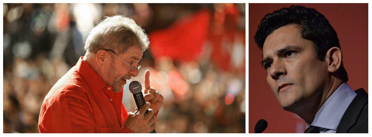 """A defesa do ex-presidente Lula protocolou, nesta terça-feira, pedido para que o juiz Sergio Moro se declare suspeito para julgá-lo; entre os motivos, os advogados apontam """"arbitrariedades"""" como a condução coercitiva de Lula e o vazamento de conversas que deveriam ser protegidas por sigilo; """"A 'exceção de suspeição' também se baseia no fato de Moro, em documento encaminhado ao Supremo Tribunal Federal, ter acusado doze vezes o ex-Presidente de atuar com 'o propósito de influenciar, intimidar ou obstruir a justiça'"""", diz a nota; por fim, os advogados Roberto Teixeira, Cristiano Martins e José Roberto Batochio afirmam que é direito de qualquer cidadão ser julgado por um juiz imparcial"""