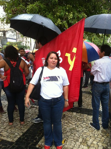 A chapa 1, liderada pela jornalista Samira de Castro venceu as eleições para mais um mandato à frente do Sindicato dos Jornalistas do Estado do Ceará.O resultado final computou 204 votos pra chapa 1 e 173 para a chapa 2.A chapa 2 era liderada pela jornalista Ana Alice Nogueira
