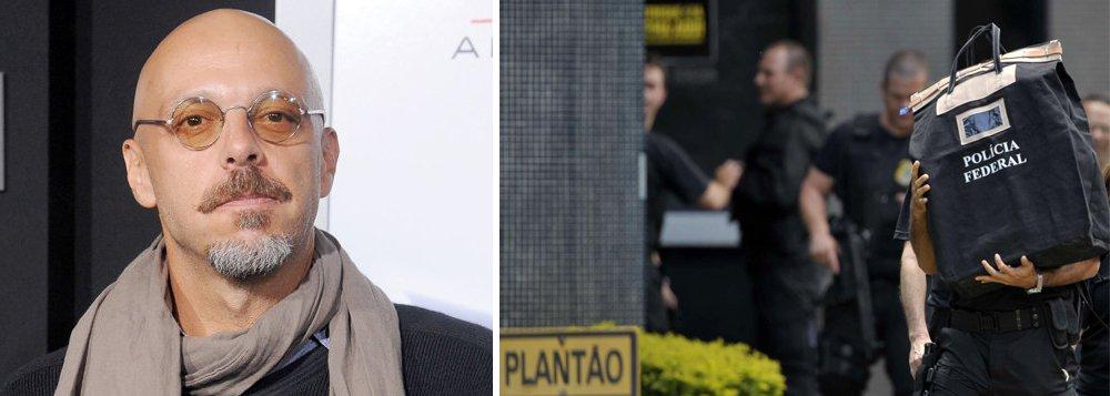 """""""A Netflix não percebeu no que está se metendo. E vai ser tarde demais quando fizer a avaliação do desgaste em sua imagem no Brasil, pela grave intromissão num dos momentos mais dramáticos do país"""", escreve Weden, no Jornal GGN, sobre a intenção da empresa de realizar uma série sobre a Operação Lava Jato; ele diz ainda que """"do diretor José Padilha não se espera muita coisa. Mas a Netflix é uma empresa que pretende arrebatar bons púbicos no Brasil""""; """"Nunca mais perderá o estigma de ter sido a empresa que fantasiou uma operação política; aquela mesma que ajudou a levar à derrocada a jovem democracia do Brasil"""", avalia"""