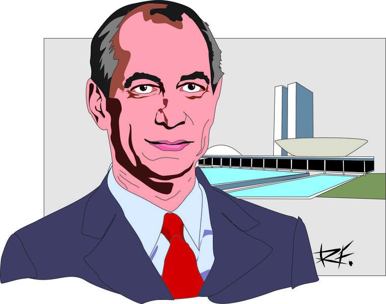 """Pude perceber um político mais maduro e preparado para """"puxar as rédeas do Brasil, antes que ele caia no precipício"""", como ele mesmo disse"""