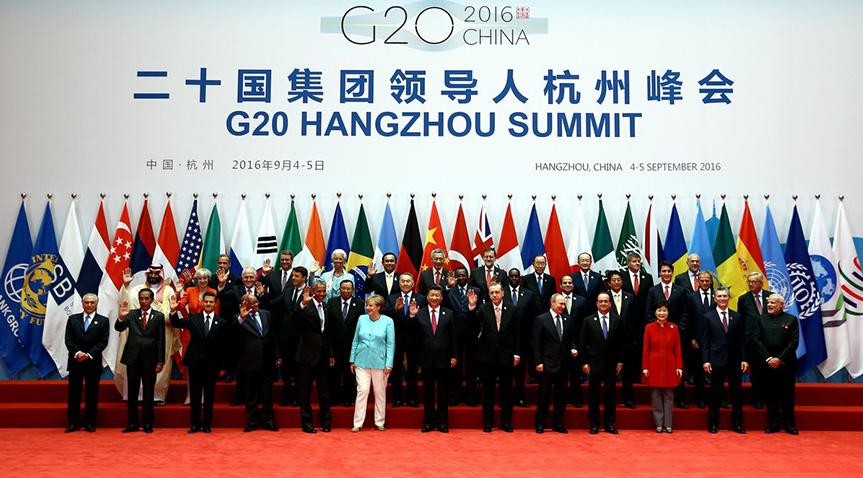 Reunião de cúpula do G-20