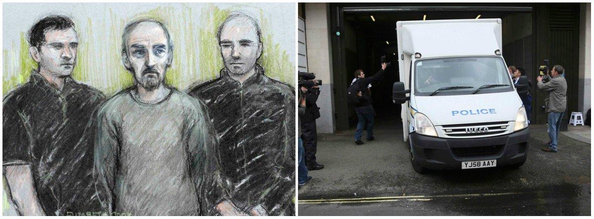 """O homem acusado de matar a deputada britânica Jo Cox disse que seu nome é """"Morte a traidores, liberdade à Grã-Bretanha"""" ao aparecer perante um tribunal neste sábado, dias após o assassinato da parlamentar ter colocado em dúvidas uma votação sobre a filiação à União Europeia, na semana que vem"""