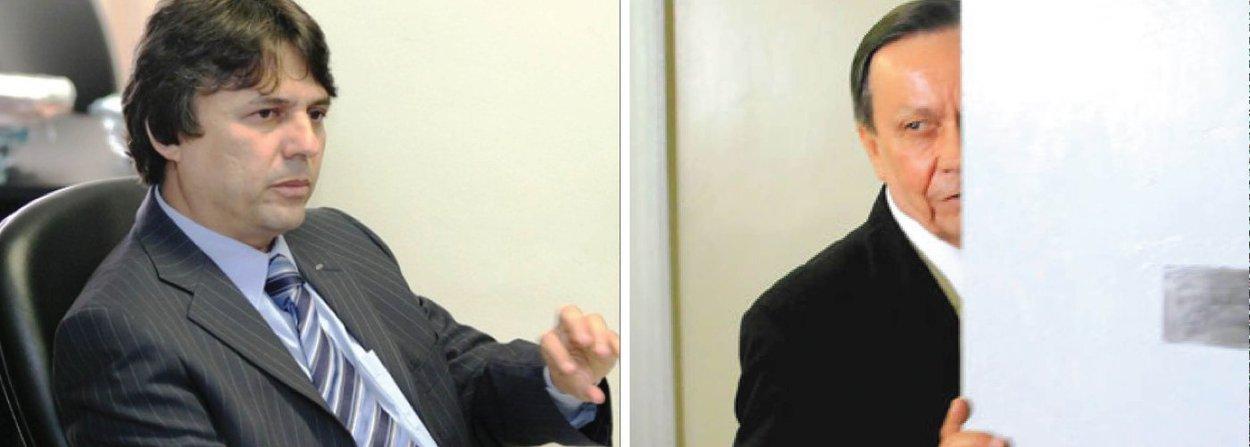 Decisão do juiz Alberto JorgeCorreia de Barros Lima bloqueia R$ 61 mil das contas pessoais do presidente da Assembleia Legislativa, deputado Luiz Dantas (PMDB); ele não cumpriu decisão da 17ª Vara da Fazenda, que mandavarecolher ao Tesouro Estadual os valores descontados na fontedo Imposto de Renda(IR)dos servidores do Poder; ação inicial foi proposta pelo Ministério Público Estadual (MPE), que investiga irregularidades na gestão do Legislativo