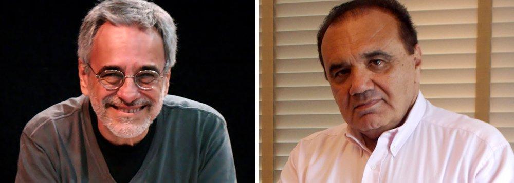 """Jornalista Gaudêncio Torquato divulgou no Facebook que o diretor captou mais de R$ 2 milhões pela Lei Rouanet; ele reconheceu que a informação correta, com base no site do MinC, é que a Casa de Teatro foi autorizada a captar pela lei a soma para as peças """"As centenárias"""" e """"O púcaro búlgaro"""", ambas dirigidas por Aderbal; """"Fica claro que Aderbal, a quem respeito como ator e diretor, não fez a captação, e sim a empresa, que tem como sócias as atrizes Marieta Severo e Andrea Beltrão"""""""