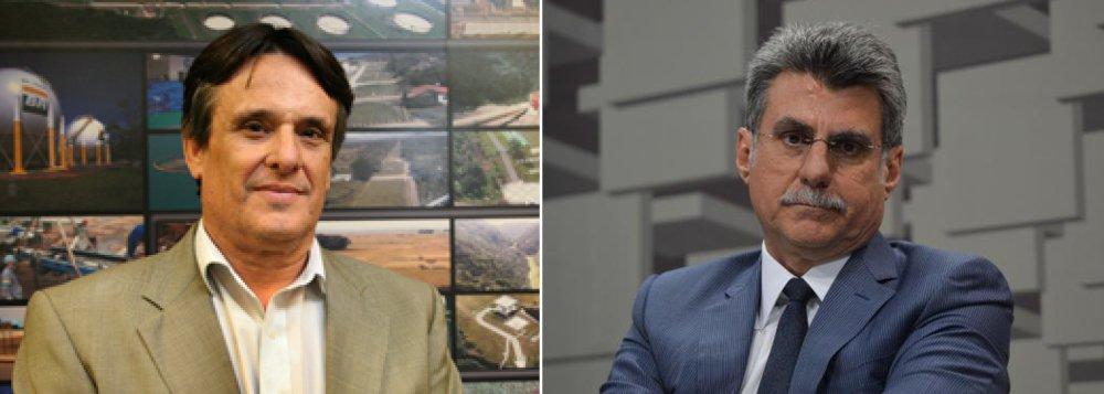 Senador acusado por Sérgio Machado de receber R$ 21 milhões em propina, o senador e ex-ministro do Planejamento Romero Jucá (PMDB-RR) é padrinho político de Claudio Campos, que antes de assumir a presidência da Transpetro, era diretor de Serviços da subsidiária da Petrobras