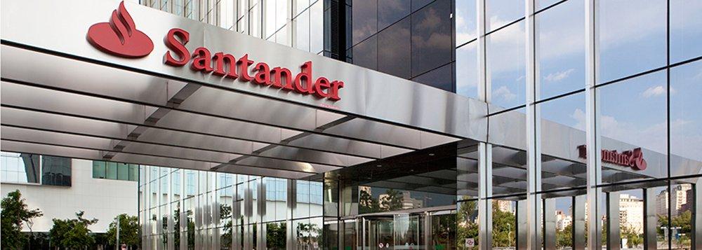 Santander Brasil, maior banco estrangeiro no país, anunciou nesta quarta-feira que teve lucro gerencial, ou recorrente, de 1,806 bilhão de reais no segundo trimestre ante resultado positivo no mesmo período de 2015 de 1,675 bilhão; após despesas com ágio, o lucro societário somou 1,347 bilhão de reais, ante 3,881 bilhões de reais informados no mesmo período do ano passado