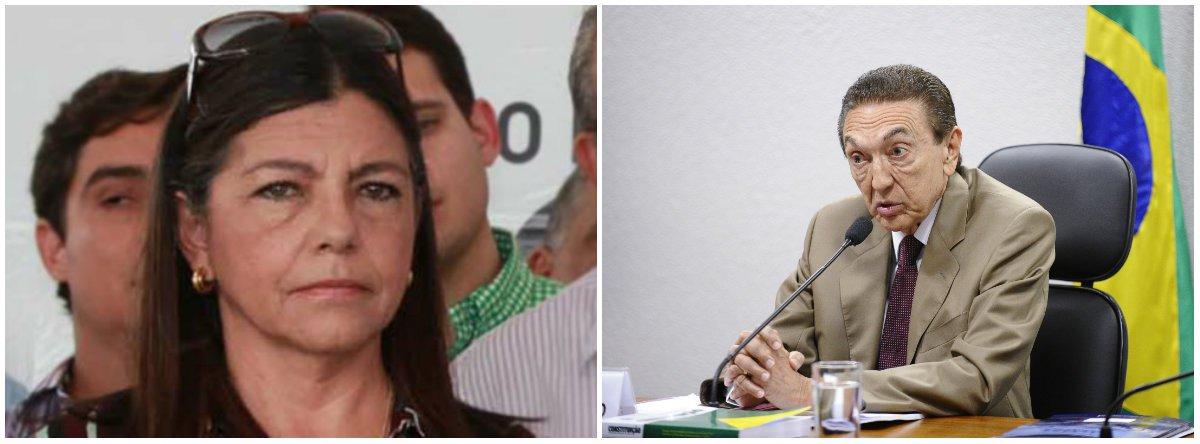 Já era esperada uma luta encarniçada entre Edison Lobão (MDB) e o deputado Sarney Filho (PV) por uma vaga no Senado, mas não na dimensão que está ocorrendo; aliados da ex-governadora Roseana Sarney ameaçam não votar em Lobão por conta de suas ligações com o presidente do PRTB, Márcio Coutinho, que apoia a pré-candidatura da ex-prefeita de Lago da Pedra Maura Jorge (PSL)