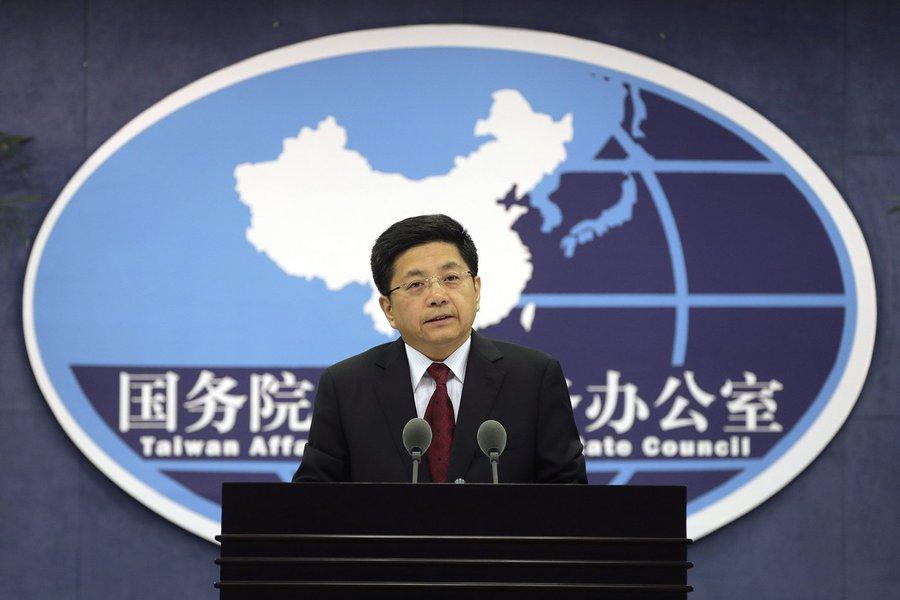 """O porta-voz do Departamento dos Assuntos de Taiwan do Conselho de Estado da China, Ma Xiaoguang, reiterou nesta quarta-feira (27) a firme oposição à """"independência de Taiwan"""", destacando a necessidade de salvaguardar a soberania nacional e a integridade territorial"""