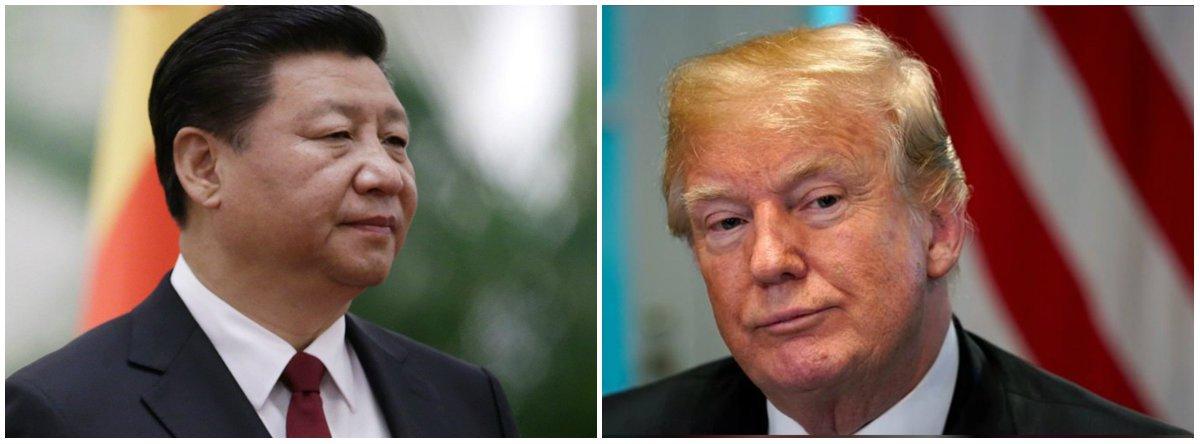 """Sobre os atrasos em alfândegas de alguns produtos americanos, ovice-ministro chinês de Comércio, Wang Shouwenexplicou que """"há suspeitas"""" que parte das importações procedentes desse país """"não se ajustam às normas de segurança"""" e que outros podem ser falsificados, e recalcou que não trata-se de um bloqueio deliberado"""