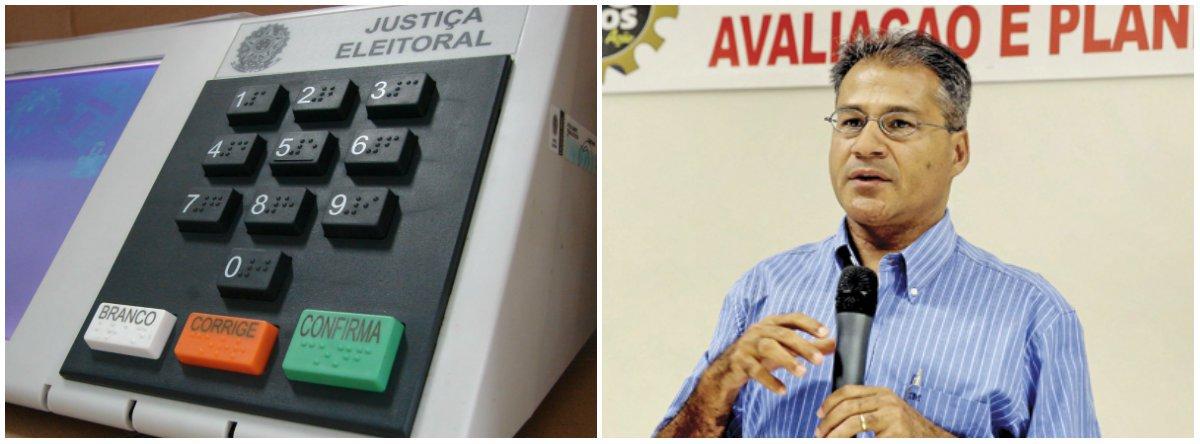 """""""A grande possibilidade de recorde de votos brancos, nulos e abstenções que poderão produzir muitíssimas surpresas desagradáveis"""" nas eleições de outubro, diz ojornalista e analista político Marcos Verlaine"""