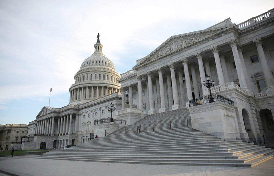 Prédio do Capitólio em Washington, Estados Unidos 17/05/2017 REUTERS/Zach Gibson