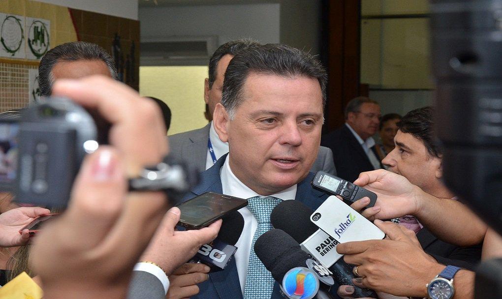 Visita ao SEBRAE, para despacchos com Presidente do SEBRAE Igor Monte Negro Fotos Eduardo Ferreira