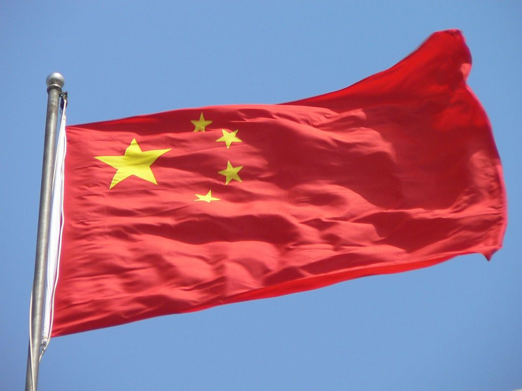 Bandeira da China. Foto:Nagyman China's Red Beacon/Flickr/Creative Commons