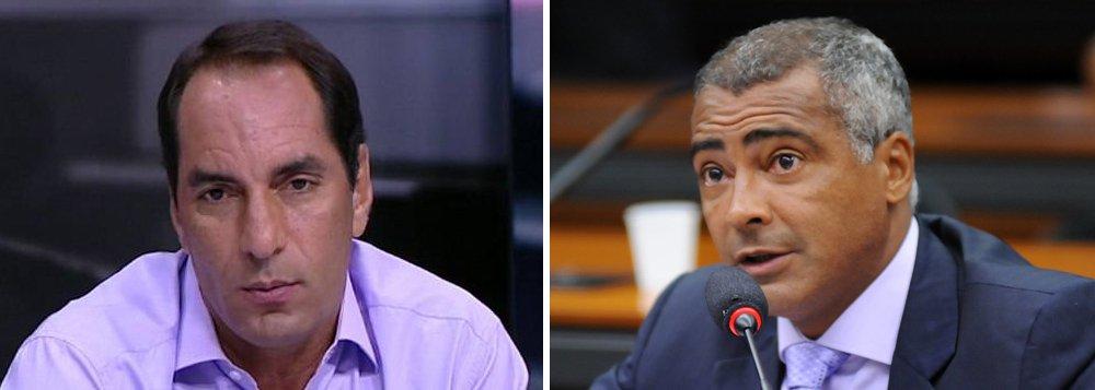 O ex-jogador Edmundo se filiou ao Podemos, integrando o mesmo partido do senador Romário; Edmundo já ensaiou uma candidatura à Câmara dos Deputados no passado - foi filiado ao PP e PDT; neste momento, a tendência é que ele fique de fora das eleições, em razão dos compromissos comerciais