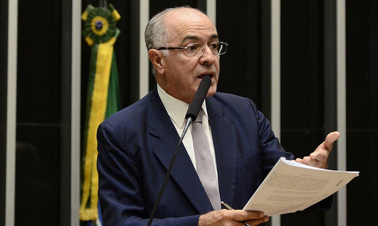 """Presidente do DEM na Bahia, o deputado José Carlos Aleluia afirma que a decisão da Câmara de enviar dois representantes para acompanhar o discurso da presidente Dilma Rousseff na ONU, em Nova York (EUA), """"tem o objetivo de esclarecer a comunidade internacional de que todo o processo de impeachment está de acordo com a Constituição Federal, respeitando o rito definido pelo Supremo Tribunal Federal"""""""