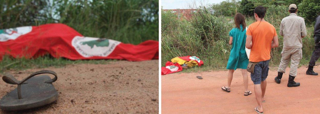 O delegado federal Emerson Rodrigues ouviu ouviu em Cascavel, Oeste do Paraná,dois agentes da Polícia Ambiental que participaram do confronto com integrantes do Movimento Rural de Trabalhadores Sem Terra (MST) em Quedas do Iguaçu, no sudoeste do Paraná, no dia 7 de abril; dois trabalhadores sem-terra foram mortos e ao menos seis ficaram feridos