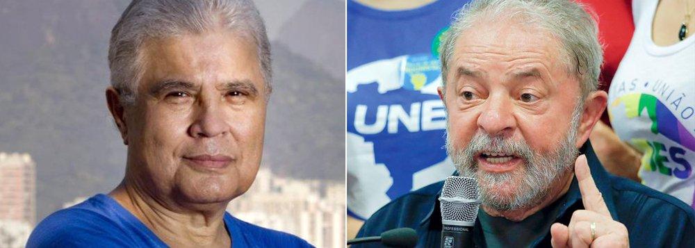 """""""A Lava-Jato dispõe de indícios e provas suficientes para prender Lula por obstrução da Justiça, ocultação de bens em nomes de terceiros e recebimento de dinheiro por palestras que não fez. Lula só não foi preso ainda porque o Supremo Tribunal Federal avocou a responsabilidade de decidir o futuro dele, uma vez que Dilma o havia nomeado ministro. Em breve, pode mandar prendê-lo. Ou deixar que o juiz Sérgio Moro o faça"""", afirma o colunista Ricardo Noblat"""