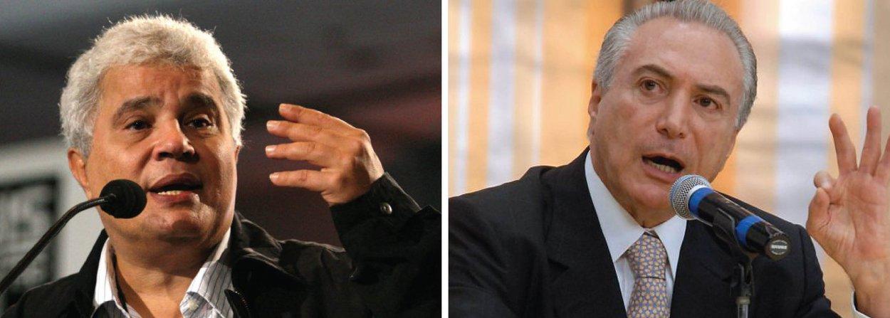 """O jornalista Ricardo Noblat, de O Globo, considerou o vazamento do áudio do vice-presidente Michel Temer como """"amadorismo""""; """"Jamais vi tamanho amadorismo como este, de gravar um discurso como se algo já tivesse acontecido. Um discurso, por sinal, ruim"""", afirmou; ele ressalvou que """"a divulgação do discurso do Temer não foi nenhuma jogada """"inteligente"""""""""""