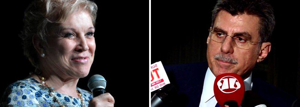 Levantamento da Folha aponta que quase metade dos 51 senadores que declaram que a presidente Dilma Rousseff deve ser afastada por crimes contra o orçamento liberou o governo a gastar além do autorizado pelo Congresso; 24 desses senadores votaram em 2014 ou em 2015 a favor da mudança da meta fiscal, entre eles, Romero Jucá (PMDB-RR) e a ex-petista Marta Suplicy